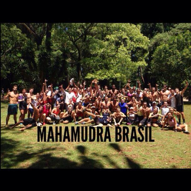 Mahamudra Brasil Team